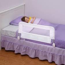 Dexbaby Safe Sleeper Convertible Crib Bed Rail White Dex Dexbaby Safe Sleeper Bed Rail Walmart