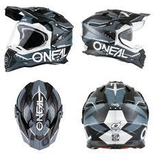 vega motocross helmets o u0027neal sierra ii slingshot motorcycle helmet review