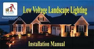 low voltage lighting instructions under cabinet installation deck