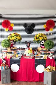 mickey mouse birthday party kara s party ideas mickey mouse clubhouse birthday party kara s