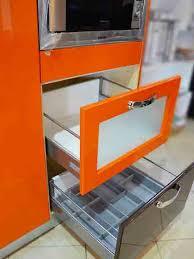 peinture orange cuisine cuisines orange marron chocolat peinture acrylique casa plus tunisie