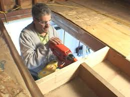 how to install trapdoor stairs how tos diy