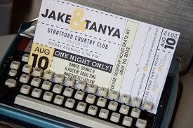 Movie Ticket Wedding Invitations Anslie U0027s Blog Jadeite Vintage Wedding Cake Plate Pedistal And