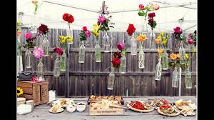 awesome outdoor party decoration ideas youtube party decorating
