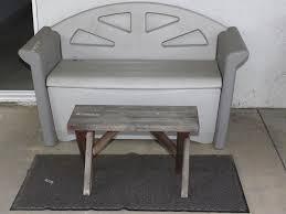 Rubbermaid Storage Bench Rubbermaid Storage Bench With Rubbermaid Outdoor Storage