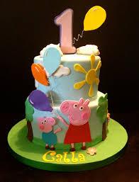 peppa pig cake peppa pig cake decorating kit