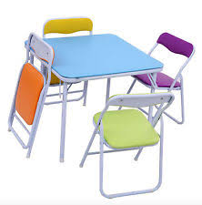 Childrens Folding Table And Chair Set Folding Table Kids 8 Samsonite Types Of Kids Folding Table And
