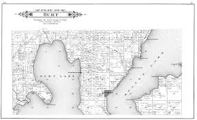 Lake Alan Henry Map Michigan Maps Michigan Digital Map Library Table Of Contents