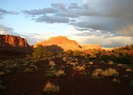 Utah travel toiletries images Volunteer vacation in capitol reef utah sierra club jpg