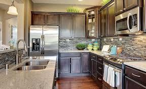 lennar seattle kitchen the backsplash really makes this kitchen