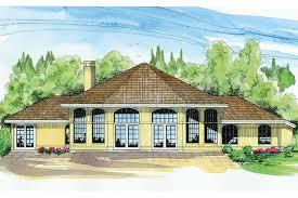 southwest house plans sierra 11 076 associated designs