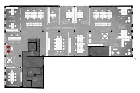 Planning To Plan Office Space Kings Park House Accommodation Schedule Four Floors Of Grade A
