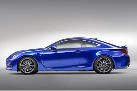 lexus rcf blue 2015 lexus rc f side profile 817 cars performance reviews and