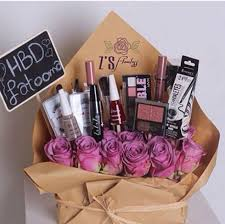 makeup gift baskets makeup bouquet x makeup gift box preloved health beauty makeup