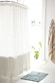 Urban Outfitters Waterfall Ruffle Curtain by Image Of Fun Ruffled Shower Curtain Anthropologie Flamenco Ruffle