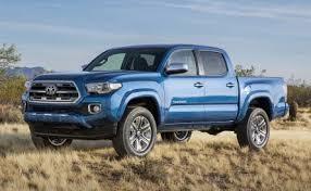 toyota trucks usa 2016 toyota tacoma gets new engine fresh styling u s news
