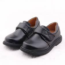 online get cheap children black shoes for boys aliexpress