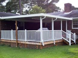 Backyard Awning Ideas Deck Awning Retractable Permanent Deck Awnings Ideas U2013 Three