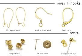 post back earrings how to fix broken earrings diy tutorial quite creative