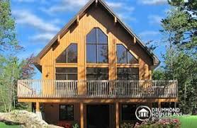 ski chalet house plans panoramic view house plans from drummondhouseplans