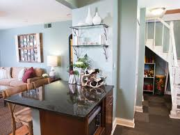 Interior Design Ideas For Living Room And Kitchen by Painting Kitchen Tables Pictures Ideas U0026 Tips From Hgtv Hgtv