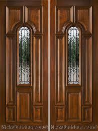 front doors amazing double front door design indian front double
