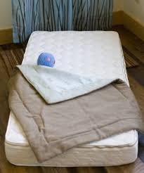 Savvy Rest Crib Mattress Savvy Rest Organic Crib Mattress