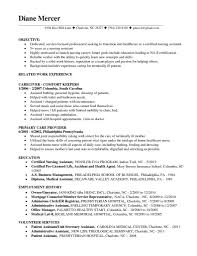 Nurse Aide Job Description For Resume by 67 Resume For A Nurse Home Design Ideas Lofty Inspiration