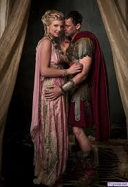 spartacus halloween costume glaber and ilithyia beautiful faces pinterest spartacus