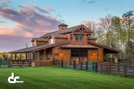 Quaker Barn Home Designs Tennessee Barn Builders Dc Builders