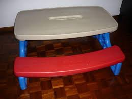 little tikes easy store picnic table little tikes picnic table singapore classifieds