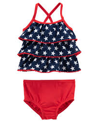 Flag One Piece Swimsuit Carter U0027s American Flag Swimsuit Carters Com