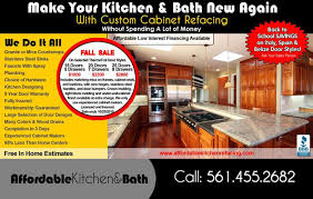 affordable kitchen refacing