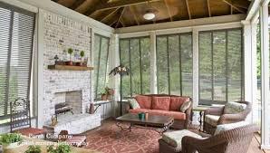 impressive enclosed patio designs on home interior design models