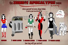 Zombie Apocalypse Meme - zombie apocalypse meme by sallymaycz on deviantart