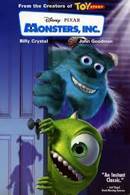 animated film reviews monsters 2001 computer