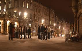 ghost hunting tours around the world travel leisure
