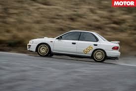 subaru gc8 rally subaru wrx celebration 1st generation motor