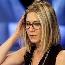 Frisuren Mittellange Haar Brille by Aniston Haare Suche Haare