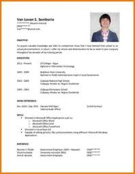 resumes although extremely important and essential have