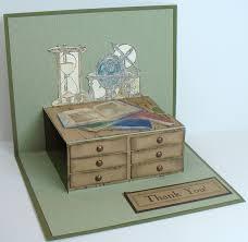 bookshelves pop up desk gift card holder club scrap