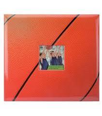post bound album basketball 12 x12 postbound album joann