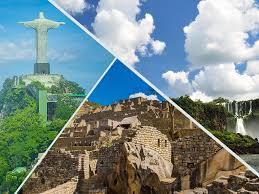 amazing places in america south america wonders 3 amazing places in 11 days