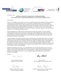 npec npec signs letter to congress opposing wasteful loan