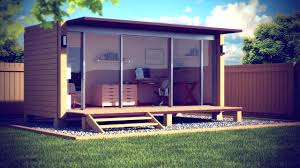 She Shed Plans Office Design 10x12 Modern Shed Plans Right Side Office Shed