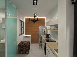 kitchen design hdb designfantastico fernvale riverwalk 2 room for singles