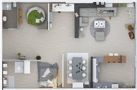 loft layout interior design ideas