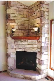 Fireplace With Music by Brick Corner Fireplaces With Mantle Brick Corner Fireplace