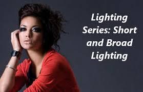 Short Lighting Lighting Series Short And Broad Lighting Photographic Backdrop Blog