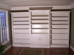 Ceiling Bookshelves by Floor To Ceiling Wall To Wall Bookcase Advice